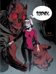Sabrina #4- out today! by RobertHack
