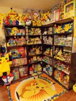 Pikachu Collection 4 by pikabellechu