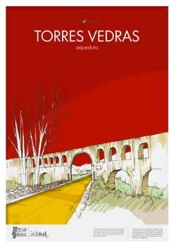 CITIES OF PORTUGAL - Torres Vedras 2 by Stillsketch