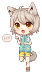 AT: Junichi pixel chibi by Riuori