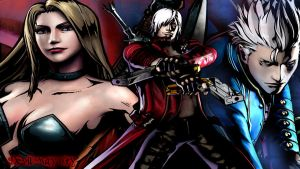 UMvC3 - Devil May Cry by Grace-Zed