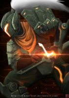 League of Legends - Project Yasuo by Crimson-Seal