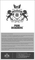 self promo hits_1 by PoorDesigners
