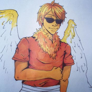 DaveSprite by Will-grahams-empathy