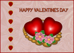 Happy Valentine's Day!!! by LaxmiJayaraj