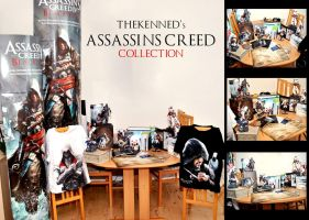 Assassins Creed collection 24-8-2013 by TheKenned