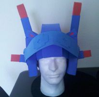 HelmHats: Crosswire Front by Laserbot