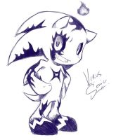 Virus Sonic Chao :CC: by V1ciouzMizzAzn