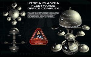 Starfleet Orbital Office Complex ortho by unusualsuspex