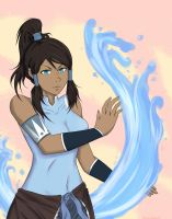 The Legend of Korra by MonsterPrincess5