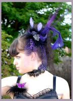 DMD fascinators by Duskmoth