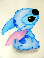 Stitch by Luiza88
