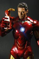 IRON MAN TOYS by JIN17094