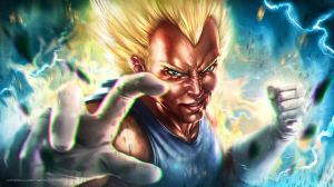 Vegeta - The proudest prince of the Galaxy by Aioras