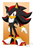 RQ: Shadow The Hedgehog by Denny-Art13
