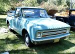 late 60's Chevy Truck by zanksworld