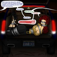 Desert Vacation - Blindfolded by Fusilli-Jerry