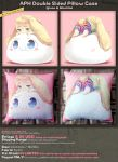 APH Pillow Ordering by coralstone