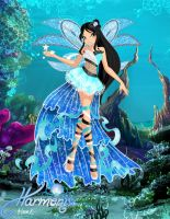 PC 1/2: Azami Harmonix by Bloom2