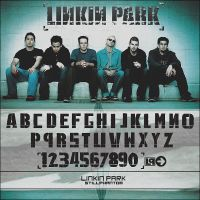 Linkin park    font by StillPhantom