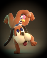 The Duck Hunt Duo by SmashingRenders