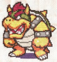 Bowser by Yuride