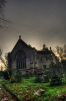 St. Mary's Church by dylanridley