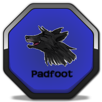 Padfoot Icon by MattViago