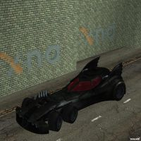XNA Batmobile by X-N-A