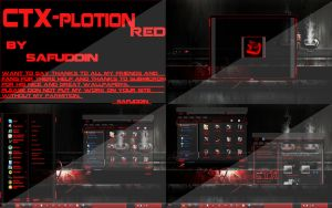 ctx-plotion red by Robin-safuddin