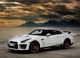 Nissan GTR by 2m5