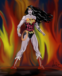 Wonder Woman by Elendar89
