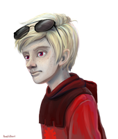 Dave Strider by PondisDant