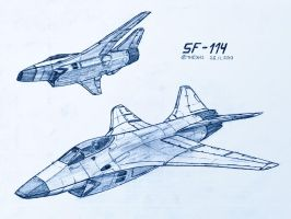 SF-114 by TheXHS