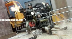 G.I. Joe - Trading Fire by noelzzz