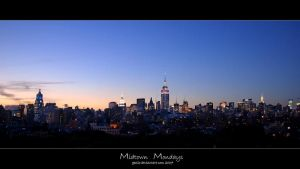 Midtown Mondays by geolio