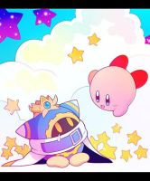 Kirby by july620