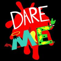 Dare M.E. logo by AwesomeDangerWolf