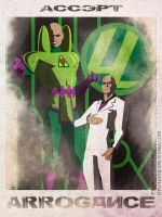 Accept - Lex Luthor by KerrithJohnson