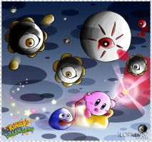 Kirby Dream Land III by Blopa1987