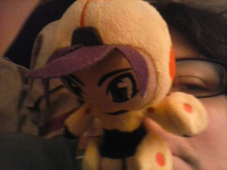 Gogo Tomago putting her butt in my face by frogfish2008
