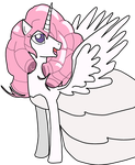 Celestia Quartz Colored by HeatherBlossom