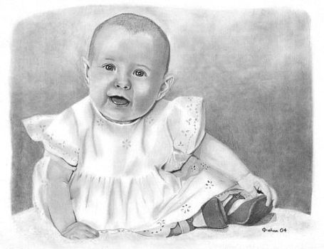 Baby Maxine by drawman61