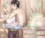 zoro, it's finished by edface