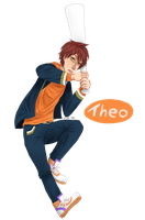 [REQ] Theo by EroEmo-chan