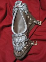 Ezio Gauntlet by RageKittenDesigns