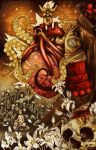Hellboy 20th Anniversary by KaterinaChadoulou