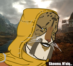 Handsome M'aiq The Liar by ToxMace