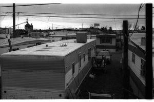 northern Arizona trailer park by trm25