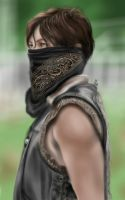 Daryl Dixon - Walking Dead 4 season by ThisBodomLake